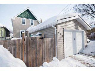Photo 19: 462 Stiles Street in WINNIPEG: West End / Wolseley Residential for sale (West Winnipeg)  : MLS®# 1403022