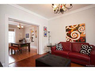 Photo 5: 462 Stiles Street in WINNIPEG: West End / Wolseley Residential for sale (West Winnipeg)  : MLS®# 1403022