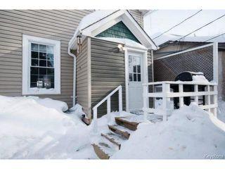 Photo 17: 462 Stiles Street in WINNIPEG: West End / Wolseley Residential for sale (West Winnipeg)  : MLS®# 1403022