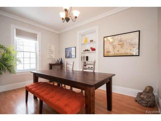 Photo 7: 462 Stiles Street in WINNIPEG: West End / Wolseley Residential for sale (West Winnipeg)  : MLS®# 1403022