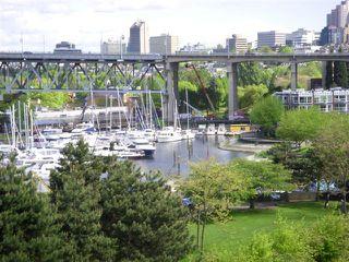 Photo 1: 508 1450 PENNYFARTHING Drive in Vancouver West: False Creek Home for sale ()  : MLS®# V763475