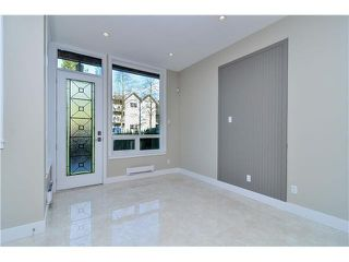 "Photo 3: 1808 E PENDER Street in Vancouver: Hastings Townhouse for sale in ""AZALEA HOMES"" (Vancouver East)  : MLS®# V1051679"