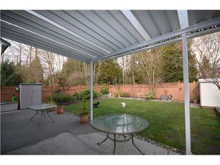 "Photo 18: 1450 RHINE Crescent in Port Coquitlam: Riverwood House for sale in ""RIVERWOOD"" : MLS®# V1052007"
