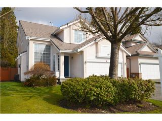 "Photo 1: 1450 RHINE Crescent in Port Coquitlam: Riverwood House for sale in ""RIVERWOOD"" : MLS®# V1052007"