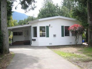 Photo 2: 27 52324 YALE Road in Chilliwack: Rosedale Popkum Manufactured Home for sale (Rosedale)  : MLS®# H1401734