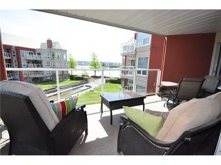 "Photo 13: 309 1230 QUAYSIDE Drive in New Westminster: Quay Condo for sale in ""TIFFANY SHORES"" : MLS®# V1063010"