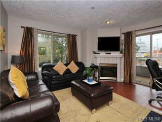 Photo 2: 203 3700 Carey Road in VICTORIA: SW Gateway Condo Apartment for sale (Saanich West)  : MLS®# 344116