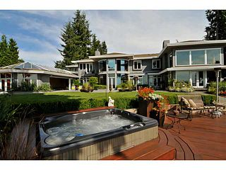 Photo 1: 2189 123RD Street in Surrey: Crescent Bch Ocean Pk. House for sale (South Surrey White Rock)  : MLS®# F1429622