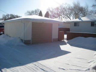 Photo 19: 921 Prince Rupert Avenue in WINNIPEG: East Kildonan Residential for sale (North East Winnipeg)  : MLS®# 1502740
