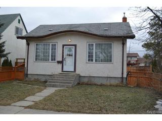 Photo 14: 415 Brooklyn Street in WINNIPEG: St James Residential for sale (West Winnipeg)  : MLS®# 1505642