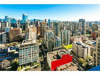 """Photo 3: 2805 1308 HORNBY Street in Vancouver: Downtown VW Condo for sale in """"SALT BY CONCERT"""" (Vancouver West)  : MLS®# V1114696"""