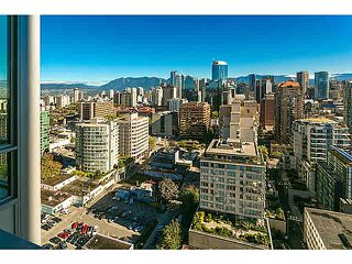 """Photo 2: 2805 1308 HORNBY Street in Vancouver: Downtown VW Condo for sale in """"SALT BY CONCERT"""" (Vancouver West)  : MLS®# V1114696"""