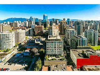 """Photo 1: 2805 1308 HORNBY Street in Vancouver: Downtown VW Condo for sale in """"SALT BY CONCERT"""" (Vancouver West)  : MLS®# V1114696"""
