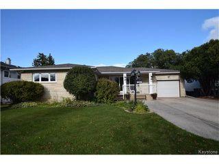 Photo 1: 33 Merriwood Avenue in WINNIPEG: West Kildonan / Garden City Residential for sale (North West Winnipeg)  : MLS®# 1509492