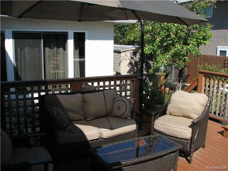 Photo 20: 33 Merriwood Avenue in WINNIPEG: West Kildonan / Garden City Residential for sale (North West Winnipeg)  : MLS®# 1509492
