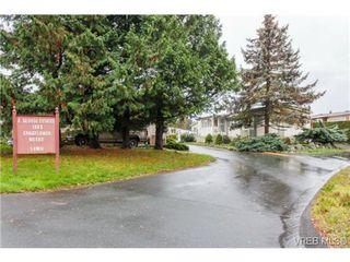 Main Photo: 27 1393 Craigflower Road in VICTORIA: VR Glentana Manu Single-Wide for sale (View Royal)  : MLS®# 357662