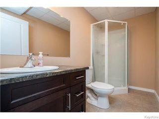 Photo 18: 550 Heloise Bay in Ste Agathe: Glenlea / Ste. Agathe / St. Adolphe / Grande Pointe / Ile des Chenes / Vermette / Niverville Residential for sale (Winnipeg area)  : MLS®# 1602083