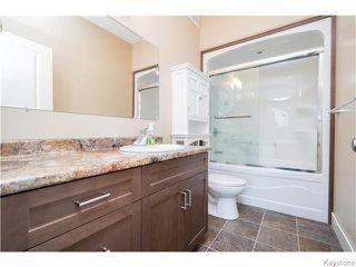 Photo 13: 550 Heloise Bay in Ste Agathe: Glenlea / Ste. Agathe / St. Adolphe / Grande Pointe / Ile des Chenes / Vermette / Niverville Residential for sale (Winnipeg area)  : MLS®# 1602083