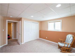 Photo 17: 550 Heloise Bay in Ste Agathe: Glenlea / Ste. Agathe / St. Adolphe / Grande Pointe / Ile des Chenes / Vermette / Niverville Residential for sale (Winnipeg area)  : MLS®# 1602083