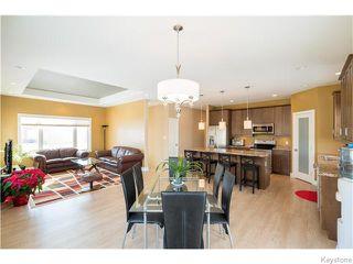 Photo 2: 550 Heloise Bay in Ste Agathe: Glenlea / Ste. Agathe / St. Adolphe / Grande Pointe / Ile des Chenes / Vermette / Niverville Residential for sale (Winnipeg area)  : MLS®# 1602083