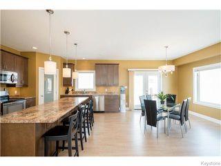 Photo 5: 550 Heloise Bay in Ste Agathe: Glenlea / Ste. Agathe / St. Adolphe / Grande Pointe / Ile des Chenes / Vermette / Niverville Residential for sale (Winnipeg area)  : MLS®# 1602083