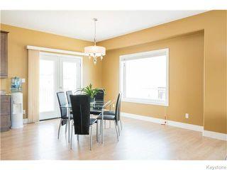 Photo 6: 550 Heloise Bay in Ste Agathe: Glenlea / Ste. Agathe / St. Adolphe / Grande Pointe / Ile des Chenes / Vermette / Niverville Residential for sale (Winnipeg area)  : MLS®# 1602083