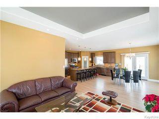 Photo 8: 550 Heloise Bay in Ste Agathe: Glenlea / Ste. Agathe / St. Adolphe / Grande Pointe / Ile des Chenes / Vermette / Niverville Residential for sale (Winnipeg area)  : MLS®# 1602083