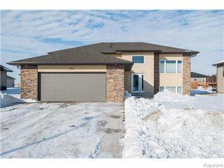 Photo 1: 550 Heloise Bay in Ste Agathe: Glenlea / Ste. Agathe / St. Adolphe / Grande Pointe / Ile des Chenes / Vermette / Niverville Residential for sale (Winnipeg area)  : MLS®# 1602083