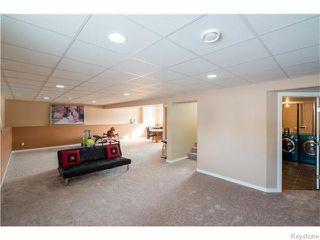 Photo 15: 550 Heloise Bay in Ste Agathe: Glenlea / Ste. Agathe / St. Adolphe / Grande Pointe / Ile des Chenes / Vermette / Niverville Residential for sale (Winnipeg area)  : MLS®# 1602083