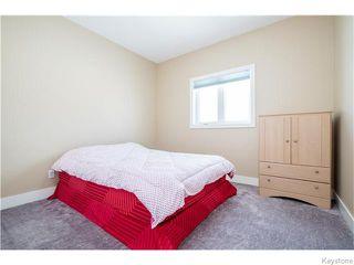 Photo 10: 550 Heloise Bay in Ste Agathe: Glenlea / Ste. Agathe / St. Adolphe / Grande Pointe / Ile des Chenes / Vermette / Niverville Residential for sale (Winnipeg area)  : MLS®# 1602083