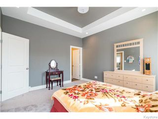 Photo 12: 550 Heloise Bay in Ste Agathe: Glenlea / Ste. Agathe / St. Adolphe / Grande Pointe / Ile des Chenes / Vermette / Niverville Residential for sale (Winnipeg area)  : MLS®# 1602083