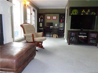 Photo 10: 11 Torrington Road in Winnipeg: Fort Garry / Whyte Ridge / St Norbert Residential for sale (South Winnipeg)  : MLS®# 1607540