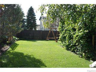 Photo 19: 11 Torrington Road in Winnipeg: Fort Garry / Whyte Ridge / St Norbert Residential for sale (South Winnipeg)  : MLS®# 1607540