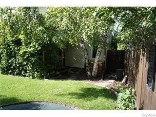 Photo 20: 11 Torrington Road in Winnipeg: Fort Garry / Whyte Ridge / St Norbert Residential for sale (South Winnipeg)  : MLS®# 1607540