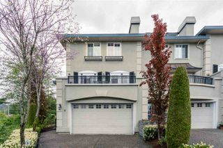 "Photo 1: 8 1651 PARKWAY Boulevard in Coquitlam: Westwood Plateau Townhouse for sale in ""VERDANT CREEK"" : MLS®# R2061549"
