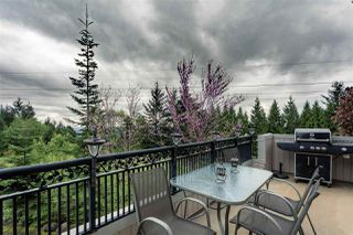 "Photo 20: 8 1651 PARKWAY Boulevard in Coquitlam: Westwood Plateau Townhouse for sale in ""VERDANT CREEK"" : MLS®# R2061549"