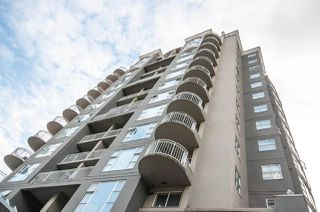 """Photo 1: 1202 1180 PINETREE Way in Coquitlam: North Coquitlam Condo for sale in """"THE FRONTENAC TOWER"""" : MLS®# R2077671"""