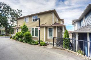 Photo 3: 8 4583 Wilkinson Rd in VICTORIA: SW Royal Oak Row/Townhouse for sale (Saanich West)  : MLS®# 734388