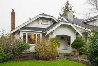 "Photo 1: 2063 NAPIER Street in Vancouver: Grandview VE House for sale in ""Commercial Drive"" (Vancouver East)  : MLS®# R2124487"