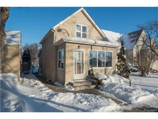 Photo 1: 373 Dubuc Street in Winnipeg: Norwood Residential for sale (2B)  : MLS®# 1630766