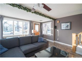 Photo 3: 373 Dubuc Street in Winnipeg: Norwood Residential for sale (2B)  : MLS®# 1630766