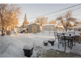 Photo 16: 373 Dubuc Street in Winnipeg: Norwood Residential for sale (2B)  : MLS®# 1630766
