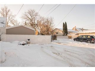 Photo 18: 373 Dubuc Street in Winnipeg: Norwood Residential for sale (2B)  : MLS®# 1630766
