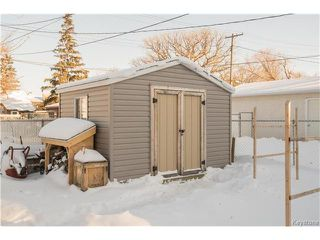 Photo 17: 373 Dubuc Street in Winnipeg: Norwood Residential for sale (2B)  : MLS®# 1630766