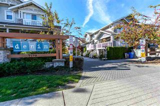 "Photo 1: 103 7179 201 Street in Langley: Willoughby Heights Townhouse for sale in ""DENIM"" : MLS®# R2131794"