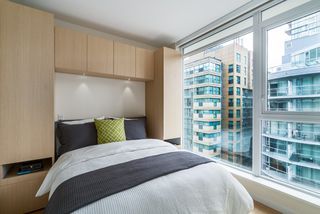 "Photo 16: 806 1351 CONTINENTAL Street in Vancouver: Downtown VW Condo for sale in ""MADDOX"" (Vancouver West)  : MLS®# R2147393"