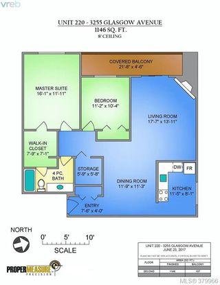 Photo 19: 220 3255 Glasgow Avenue in VICTORIA: SE Quadra Condo Apartment for sale (Saanich East)  : MLS®# 379966
