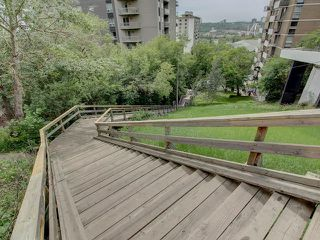 Photo 19: 9725 106 ST NW in Edmonton: Zone 12 Condo for sale