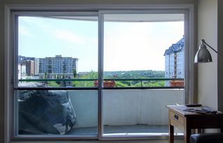 Photo 3: 9725 106 ST NW in Edmonton: Zone 12 Condo for sale