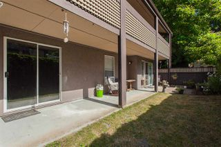 """Photo 19: 812 34909 OLD YALE Road in Abbotsford: Abbotsford East Townhouse for sale in """"The Gardens"""" : MLS®# R2189327"""